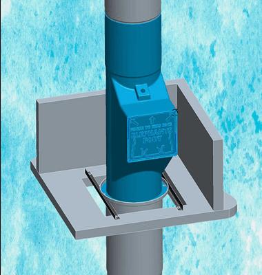 سیستم شوتینگ زباله