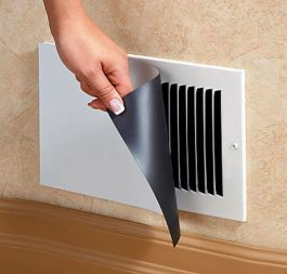 آیا بستن دریچه ها به تهویه اتاقهای دیگر کمک میکند